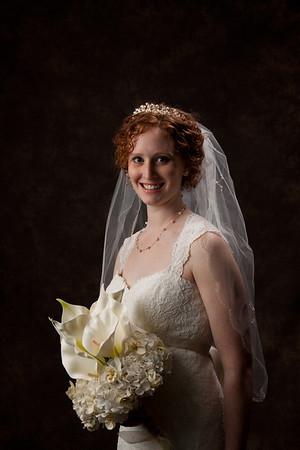 Rachel's Bridal Session