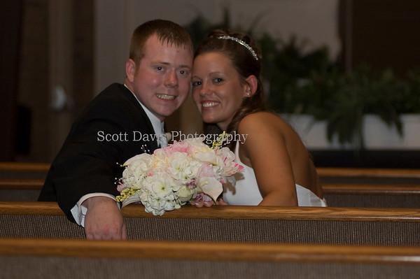 Daniel and Amanda 6-7-08