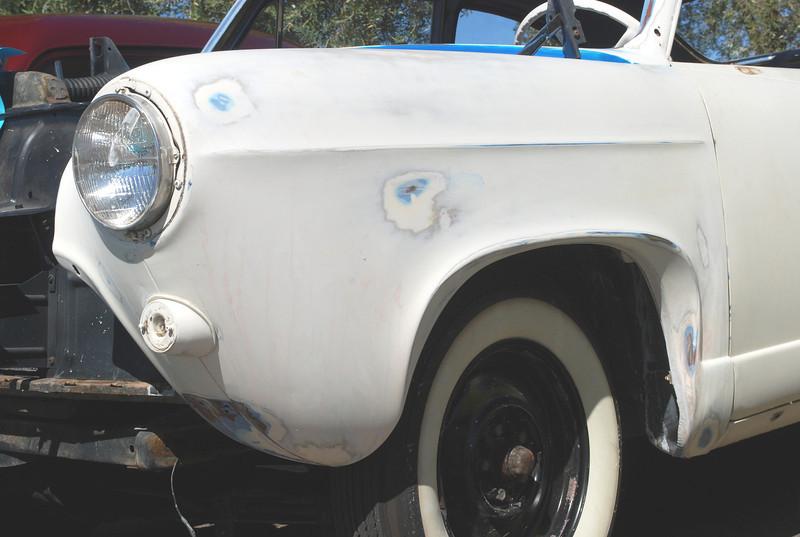 Allstate 1953 ft lf fender.JPG