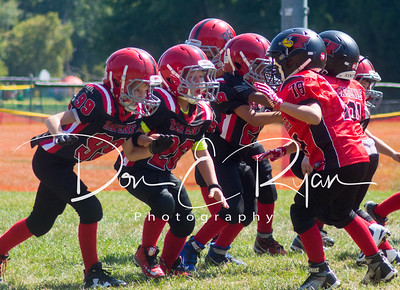 G1-Ravens 85s vs Lawrence Cardinals 09.17.16
