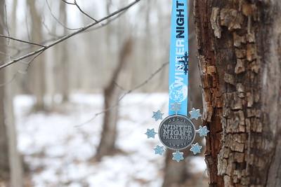 2018 Winter Night Trail Run