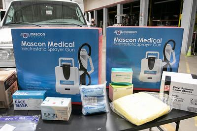 Mascon Medical donation, 120820