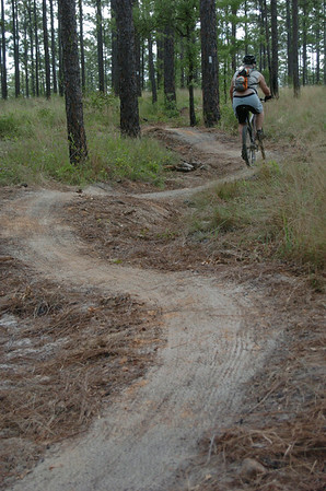 17 May 2010 Trail Dynamics on Munson Hills