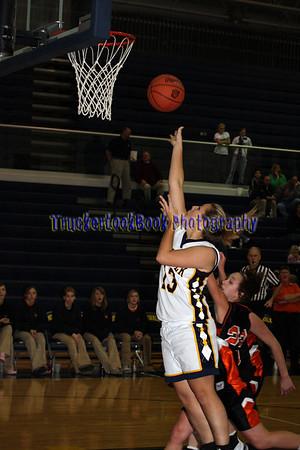 2007 Girls Basketball / Upper Sandusky