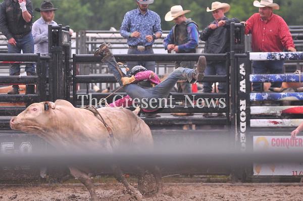 06-15-19 NEWS Bullriding @ Paulding Fair