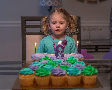 Miley's 3rd Birthday Party