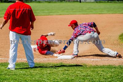 Baseball SHS vs East 5-18-2016