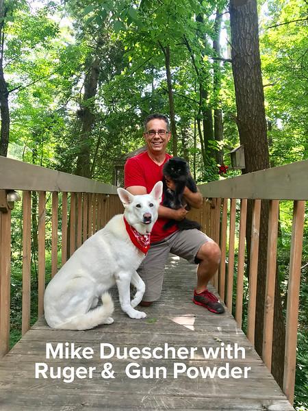 Mike Duescher with Ruger & Gun Powder.jpg