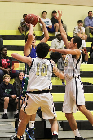 Cornerstone Charter Boys Varsity Boys Basketball - 2014
