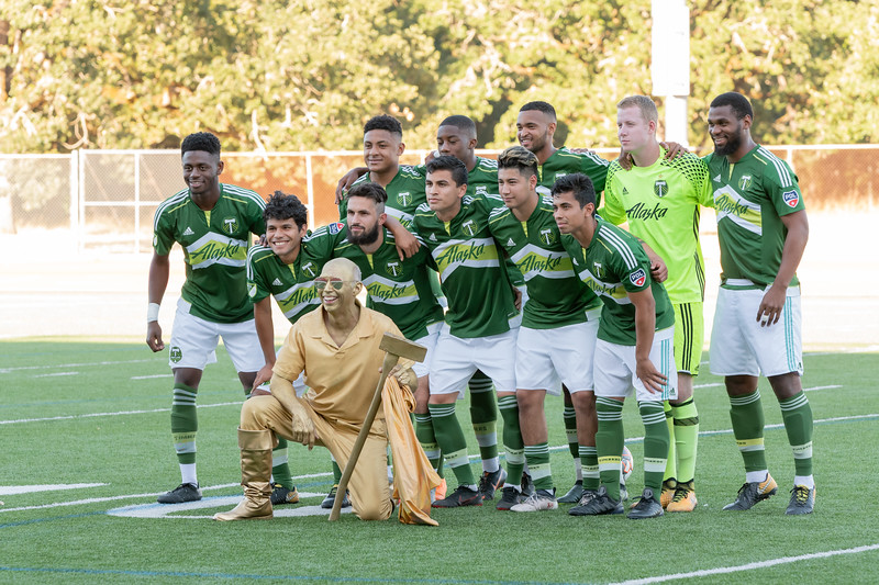 Timbers U23 vs. Victoria Highlanders FC - July 11th, 2018