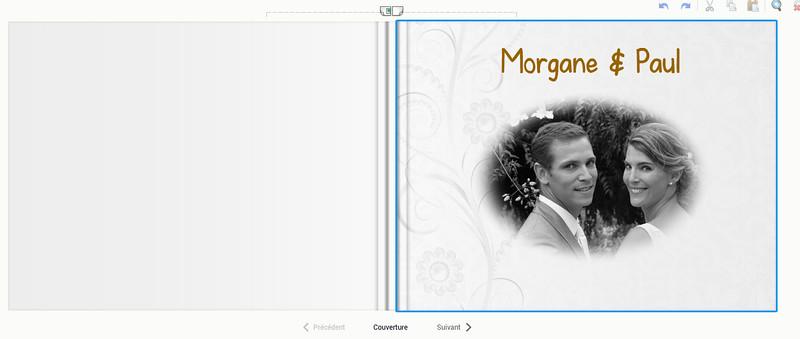 SCREENSHOTS ALBUM MORGANE & PAUL