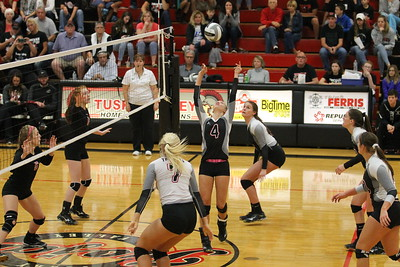 Volleyball vs. Coshocton