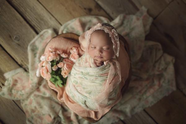 aliyah petite newborn