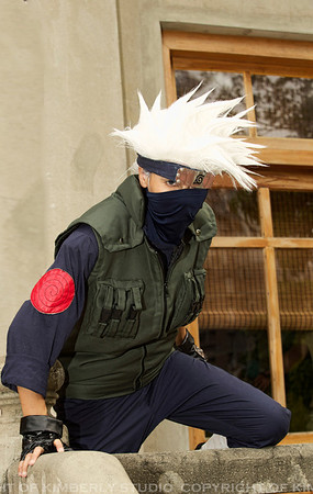 Naruto第七小隊外拍