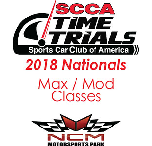 2018 SCCA TT Nats Cars of the Max Class