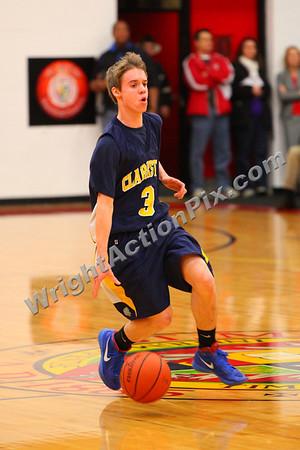 2011 12 09 Clarkston JV Basketball vs Orchard Lake St. Marys