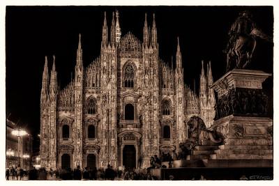 Milan, Italy 2015
