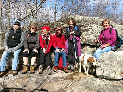 March 28 Wednesday Hike