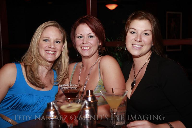 Rhoda (L), Marie & Patricia (R)