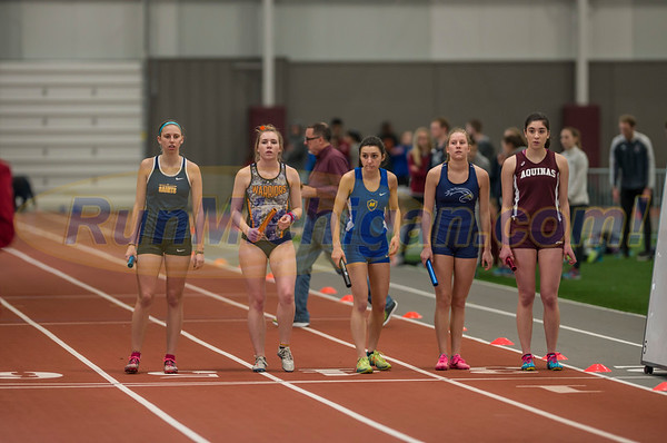 WHAC Indoor Track 2018 - 3200M Relay
