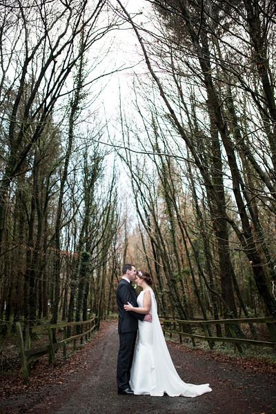 Celine & Fintan Amber Springs 2015