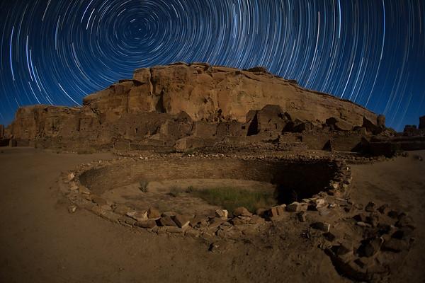 CHCU Pueblo Bonito Exterior Night