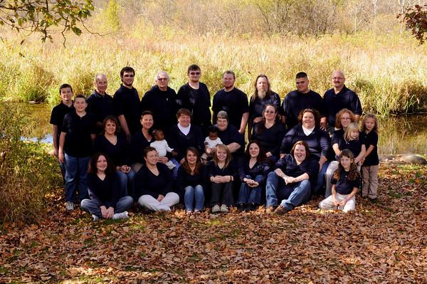 Latham Family Photos 10-17-10