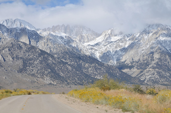 Mt. Whitney October 6-8, 2011