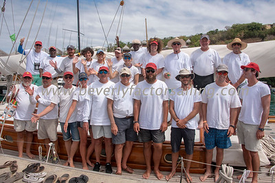 Ticonderoga of Greenwich CREW ACTION - Race Day 3