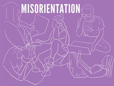 Misorientation
