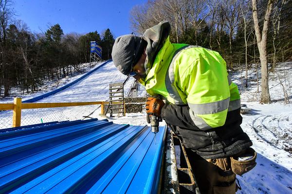 Repairing the hill - 011720