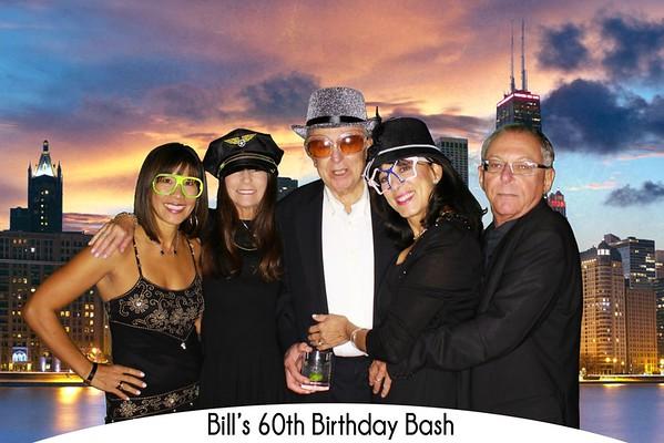 Bill's 60th Birthday Bash