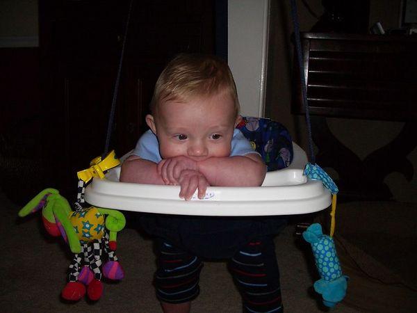 Jack 5 months, August 05