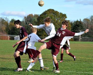 2011-09 Canton HS Soccer