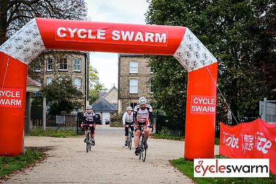 Cycle Swarm Ipswich 2017 1800-1830