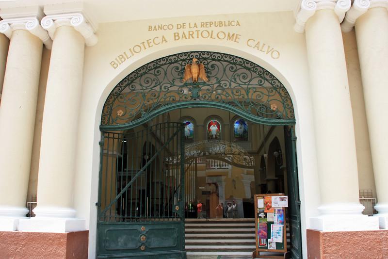 Costa Rica Library