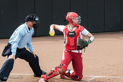 UW Sports - Women's Softball Game 3 - April 12, 2015