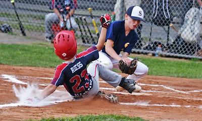 Little League baseball 2020