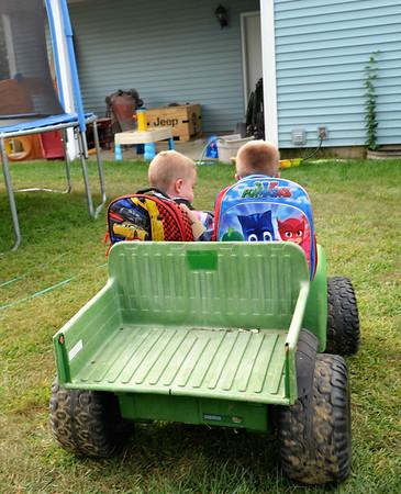 081517 First Day of Preschool