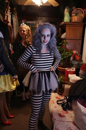 Nicole halloween