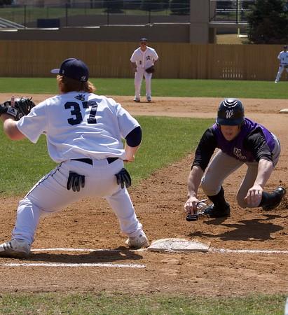 Augie Baseball 04/10/10