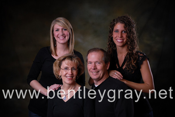 Bischoff Family Portrait