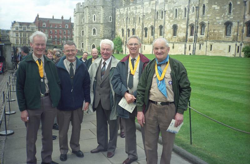 1999 Windsor Parade