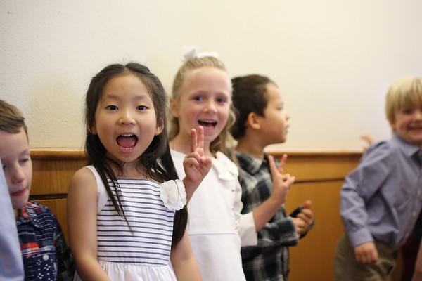 Preschool Recognition Ceremony