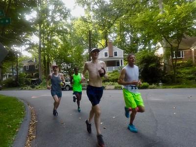 Long Run July 22
