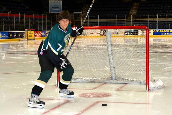 Vestal Varsity Hockey Team pictures