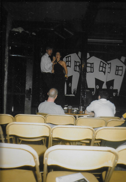 Carl and Nicole at WSGOM at the Gilded Balloon 1997.jpeg