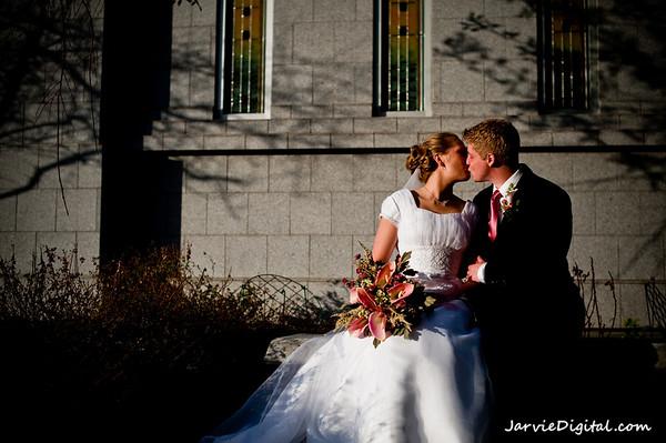 Alaska Wedding Day (Chronological Order)