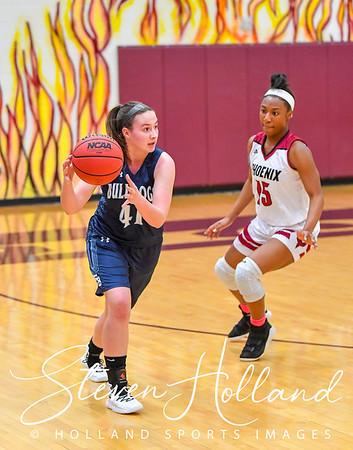 Basketball Girls Varsity - Stone Bridge vs Rock Ridge 01.18.2019 (by Steven Holland)