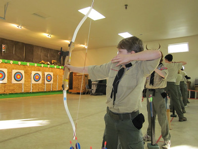 Archery Camp - Dec 3-5